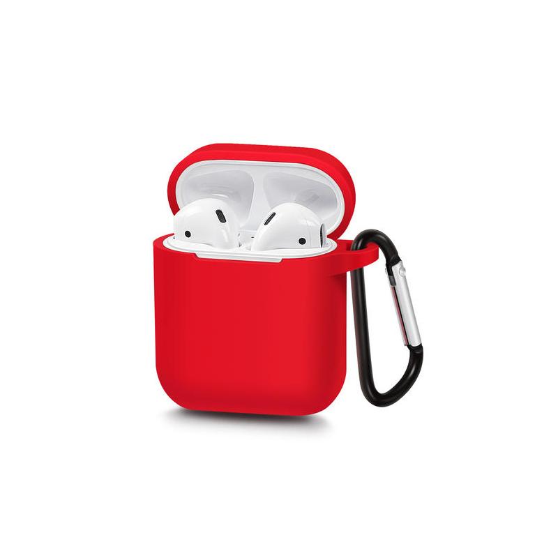 Custom Apple Wireless Bluetooth High quality Silicone Headphone Case