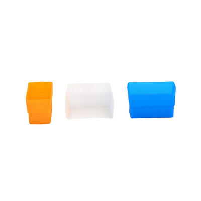 Eco-friendly Silicone Photography Accessories Speedlight Softbox Camera Filter Lens Hood
