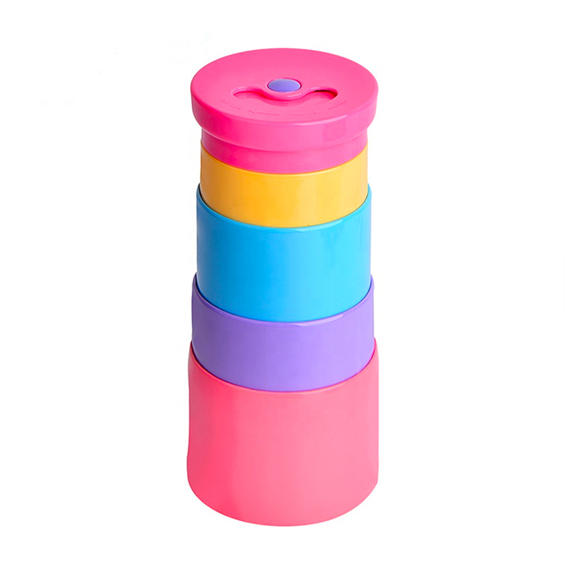 Magical Foldable High Quality Soft Silicone Collapsible Drinking Cup