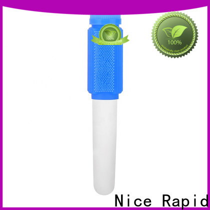 Wholesale pink silicone face brush shipped to business for face washing