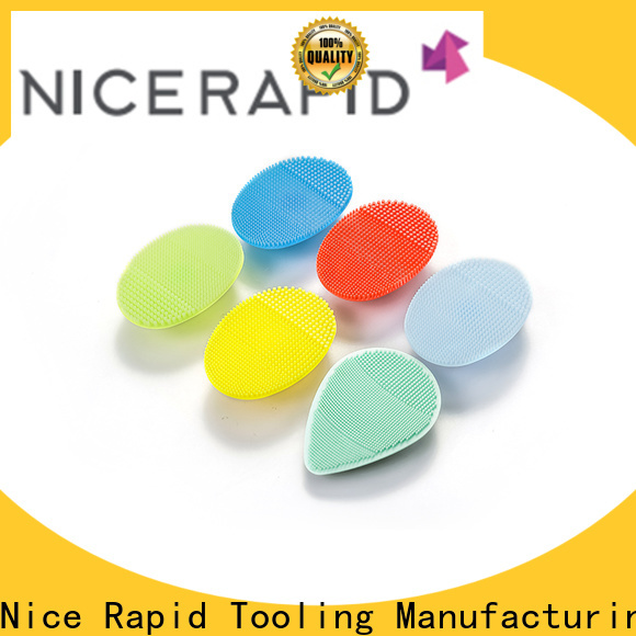 Custom vibrating face cleanser manufacturers for face washing