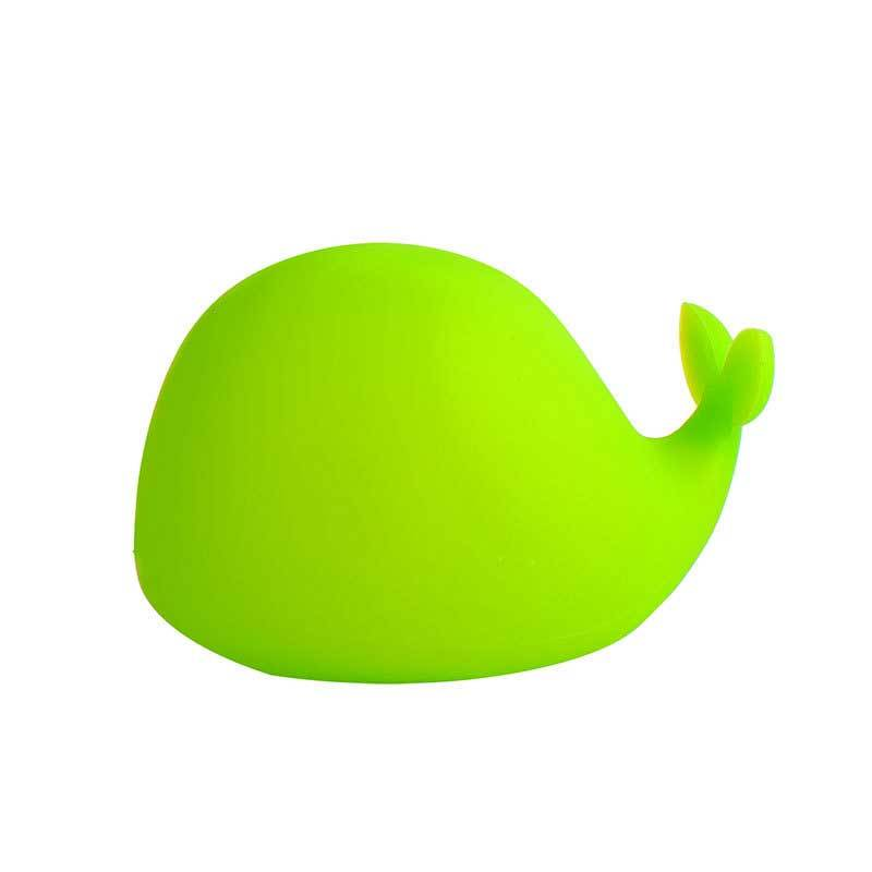 USB Rechargeable Silicone Dolphin Whale Night Lamp Mold for kids