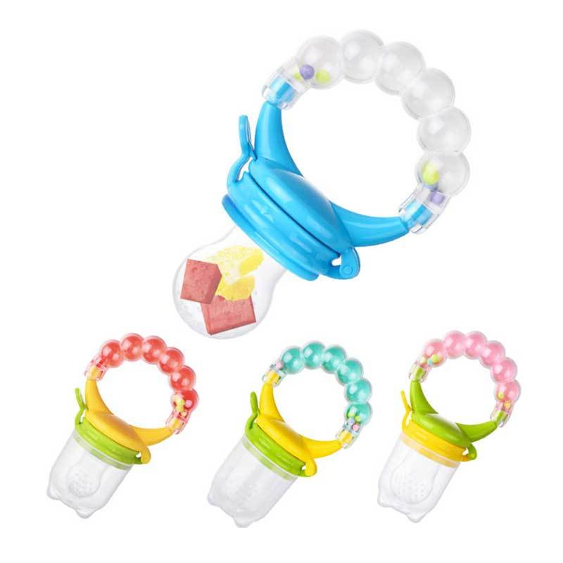 Silicone Pacifier Teat Mold for Baby Food Feeder