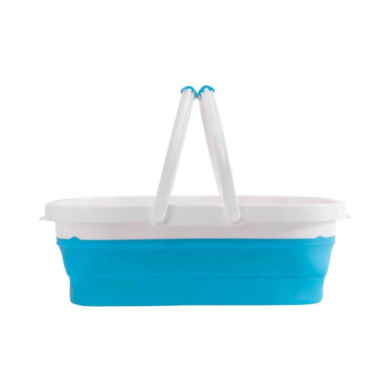 Silicone Basket Mold for Collapsible Portabel Storage Cotainer