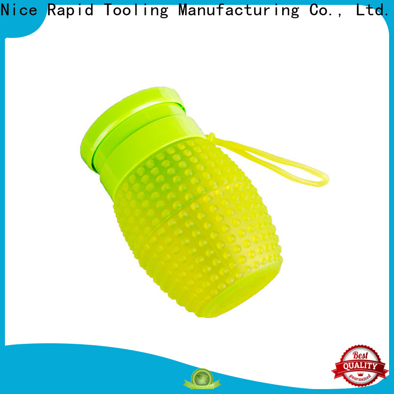 FDA Approved silicone bottle Suppliers for travelling