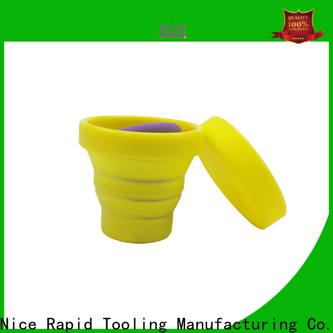 Nice Rapid eco squeeze silicone water bottle bulk buy for water drinking
