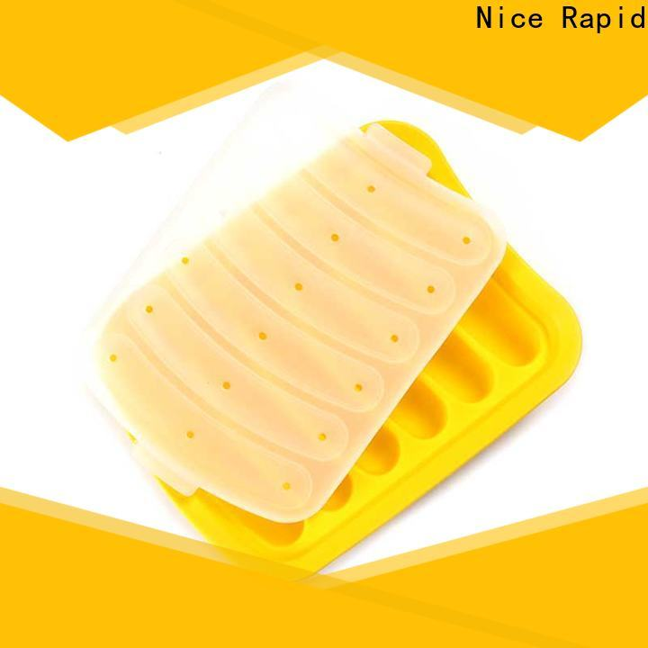 Nice Rapid liquid silicone rubber products factory