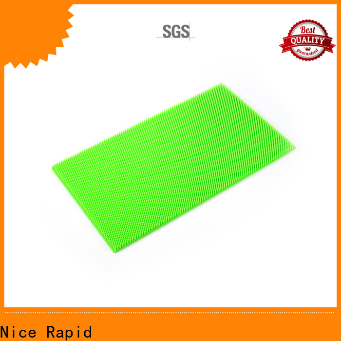 Nice Rapid Custom silicone gel seat cushion shipped to business for massaging