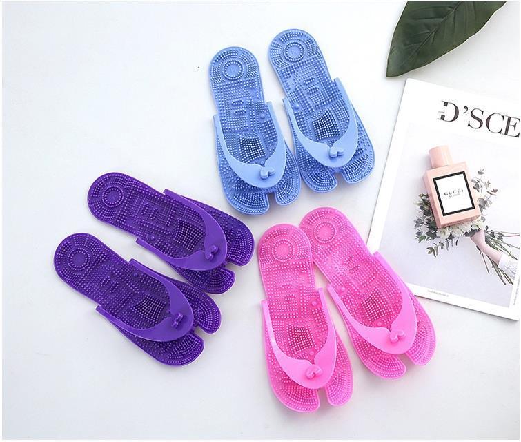 Silicone Slipper Mold for Anti-slip Massage Foot Care Waterproof