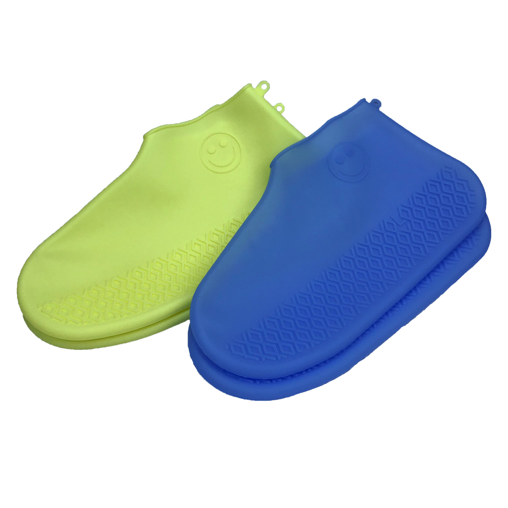 Silicone Shoe Cover for Waterproof Rain Reusable Cover Shoes