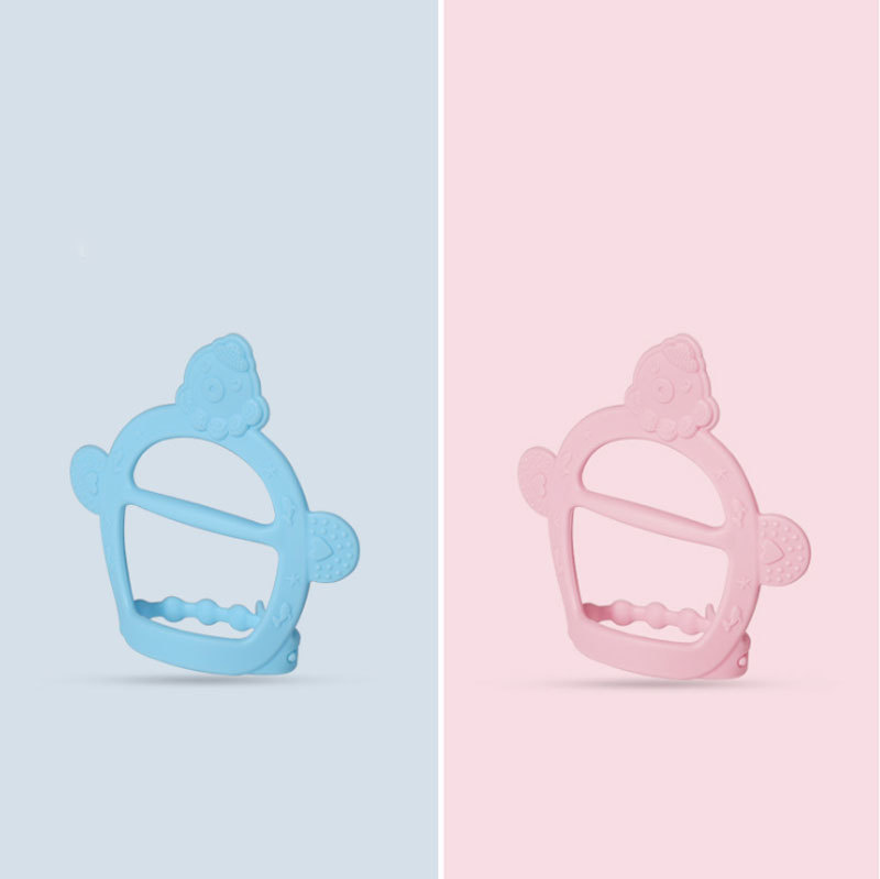 Food Grade Silicone Toy Mold for Baby Teether New Design Toys