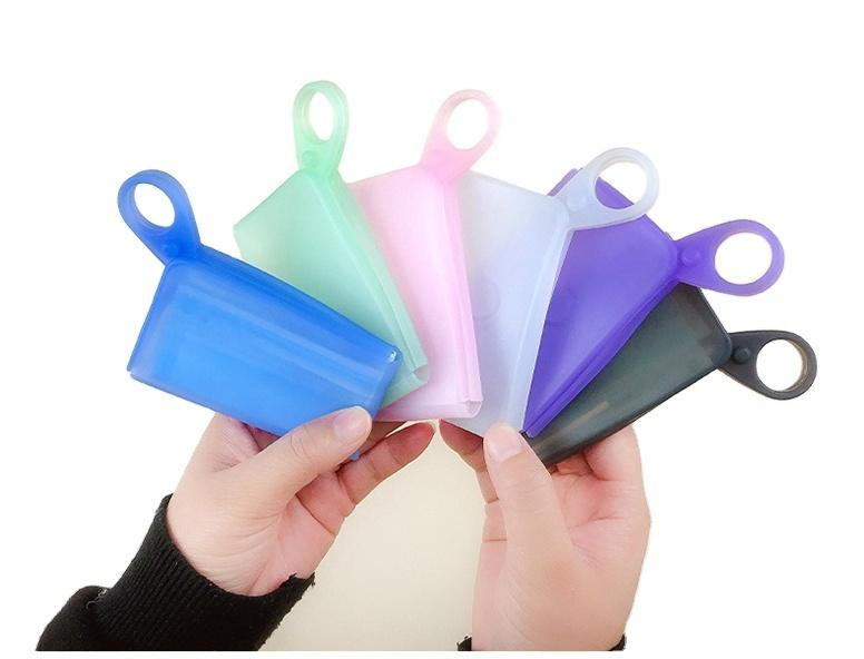 Silicone Bag Mold for Personal Pocket Folder Storage Mask Bag