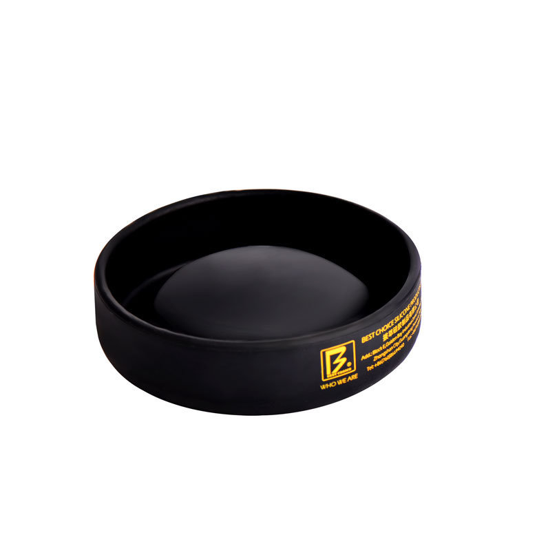 Advertising Printed Silicone Rubber Ashtray Molds for Cigarette