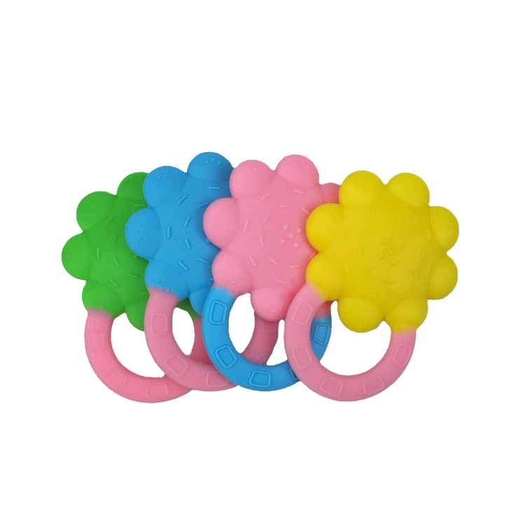 Food Grade Silicone Toys Mold for Baby Teether Chewing