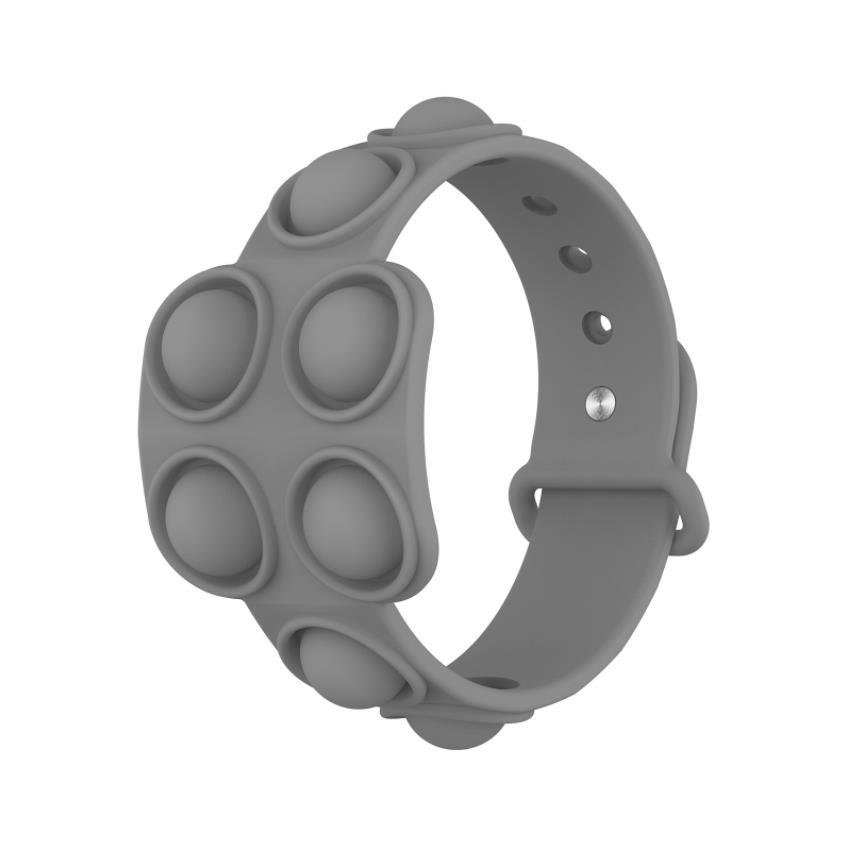 Silicone Watch Bracelet Mold for Anti Stress Fidget Toy