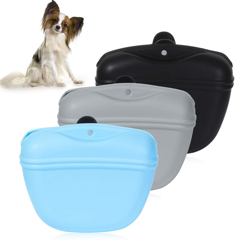 Silicone Treat Bag Mold for Pet Dog Training Pouch