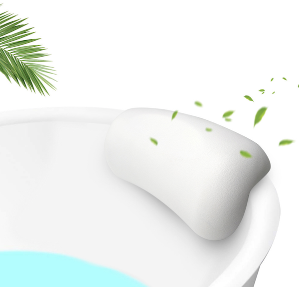 Silicone 3D Bath Pillow Mold for Household Soft Spa