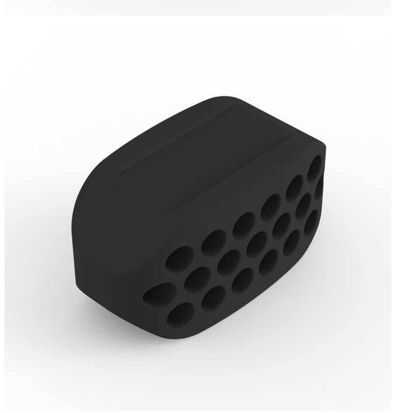 Silicone Fitness Ball Mold for Training Masseter Exerciser